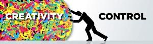 Creativity vs Control