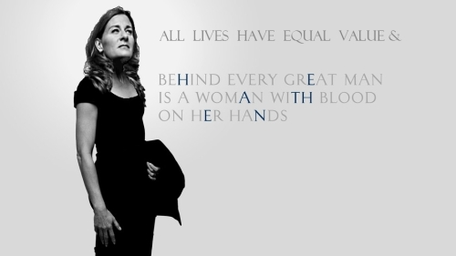 Melinda Gates Behind Every Great Man