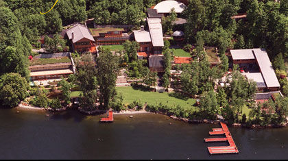 Gates Family Compound