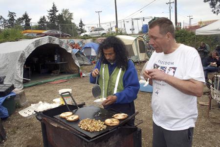 Tent City Renton