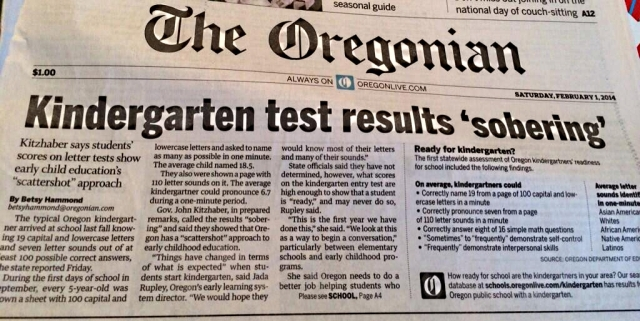 What Sober Person The Oregonian