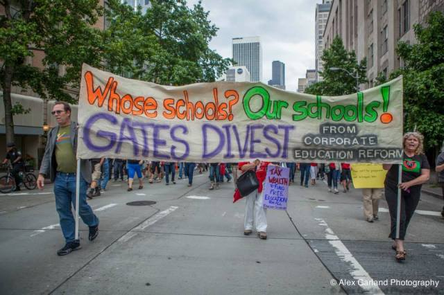 Gates Divest from Corporate EdReform